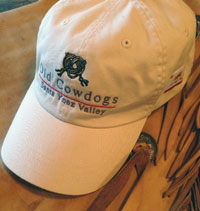 Old Cowdogs Putty Hat